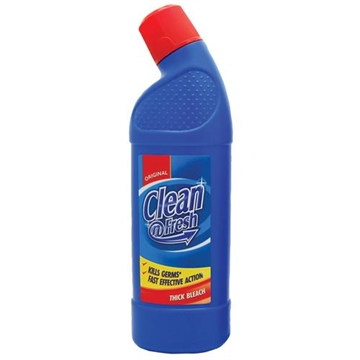 Clean & Fresh Thick Bleach Original 750ml