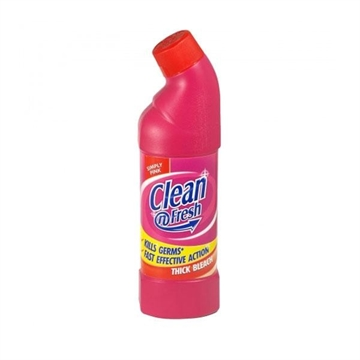 Clean & Fresh Thick Bleach Pink 750ml SUPER PRIS - UDLØBER OKT 21