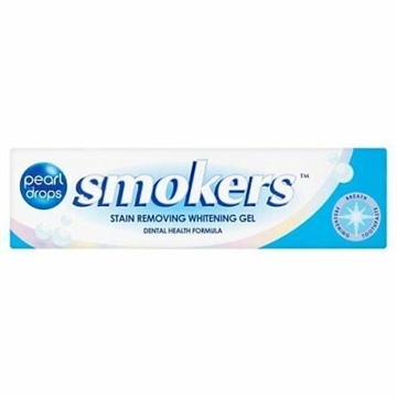 Pearldrops Smokers Gel 50ml