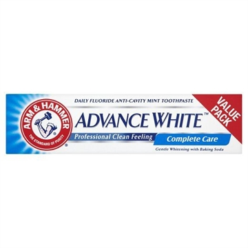 Arm & Hammer Toothpaste Complete Care Extra White 125ml