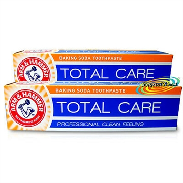 Arm & Hammer Toothpaste Total Care 125ml
