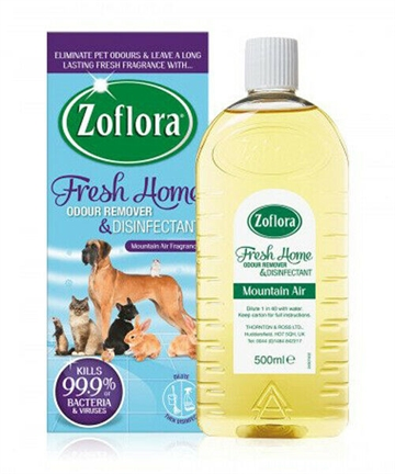 Zoflora Desinfektionsmiddel Fresh Home Pet 500ml