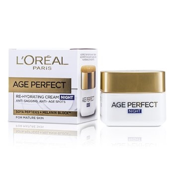 L'Oréal Age Perfect 50ml Re-Hydrating Night Cream