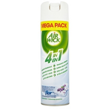 Airwick 4 In 1 Freshner - 500 ml Lilac
