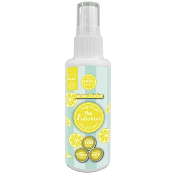 Fabulosa Antibacterial Disinfectant Mini 60ml Lemon Sherbet
