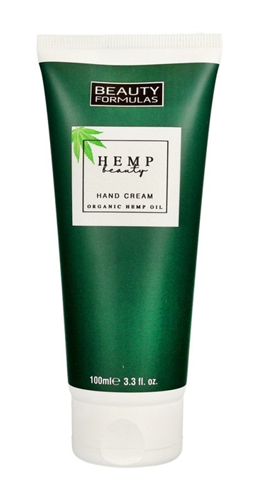 Beauty Formulas Hemp Hand Cream 100ml