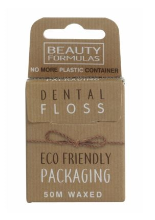 Beauty Formulas Eco Friendly Floss 50M