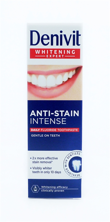Denivit Toothpaste Anti Stain Intense 50ml