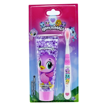 Hatchimals Toothpaste & Brush 75ml