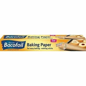 Bacofoil Structured Baking Paper 380X5M