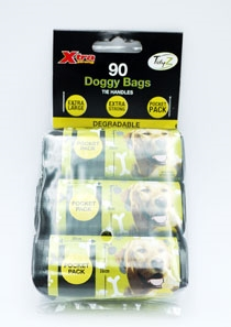 Doggy Bags Pocket 3Pack
