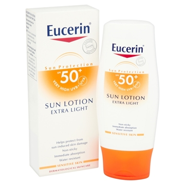 Eucerin® Sun Protection Sun Lotion Extra Light SPF 50+ 150ml
