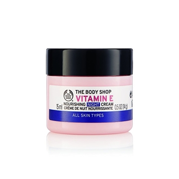 The Body Shop The Body Shop Vitamin E Night 50ml