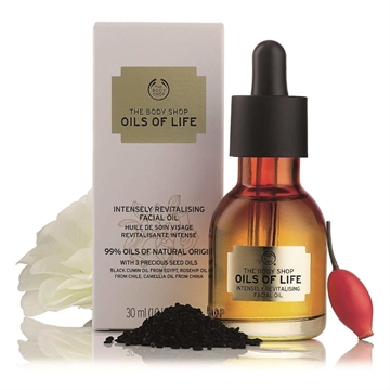 The Body Shop Oils Of Life Facial Oil 30ml