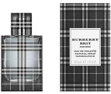 Burberry Brit For Men Eau De Toilette 30 ml