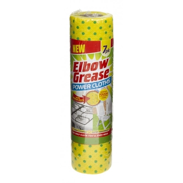 Elbow Grease Power Klud 7 stk.