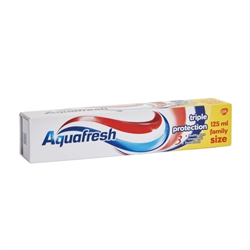 Aquafresh Tooth Fresh Triple Protect 125ml