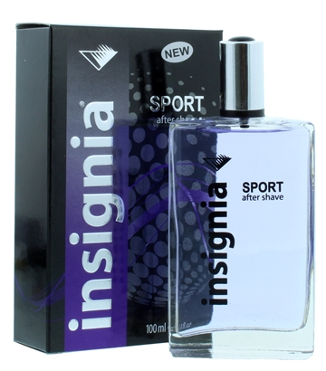 Insignia Sport Aftershave for Men 100ml