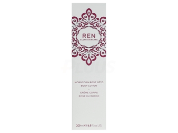 RENMoroccan Rose Otto Body Lotion 200ml All Skin Types