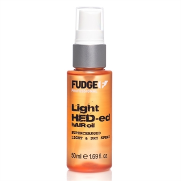 Fudge Light Hed-Ed Hair Oil 50ml For Colour-Treated Hair