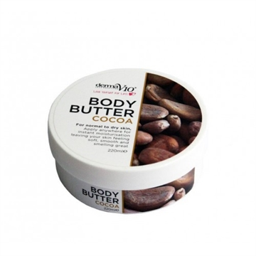 Derma V10 Body Butter Cocoa 220ml