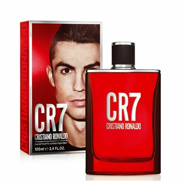 Cristiano Ronaldo Eau De Toilette Spray 100ml