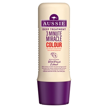AUSSIE 3 MINUTE MIRACLE TREATMENT COLOURMATE 250ML