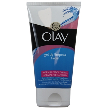 Olay  Facial Cleansing Gel 150 ml  Normal, Dry And Mixed Skin