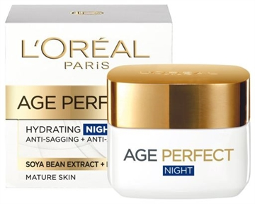 L'Oréal Age Perfect Hydrating Night Cream 50ml
