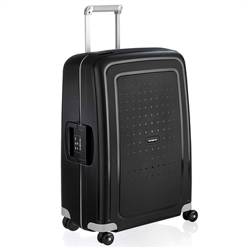 Samsonite S' Cure Kuffert 69Cm Sort