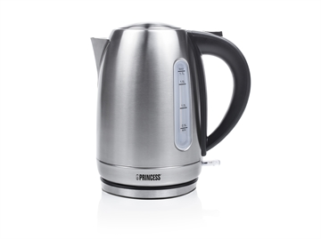 Princess Stainless Steel Kettle Capacity 1.7 L - 2200 W