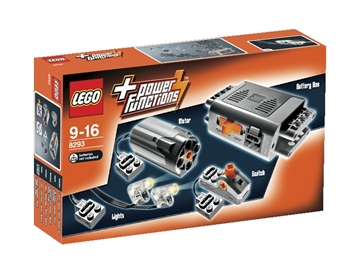 LEGO Power Functions Motor sæt 8293