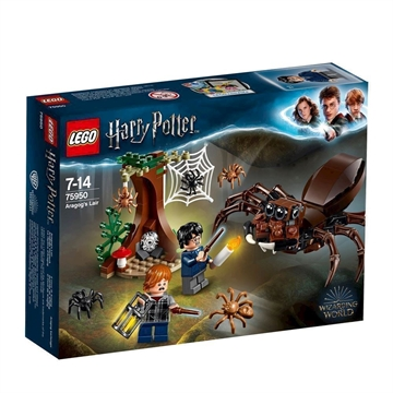 LEGO Harry Potter Aragogs hule 75950
