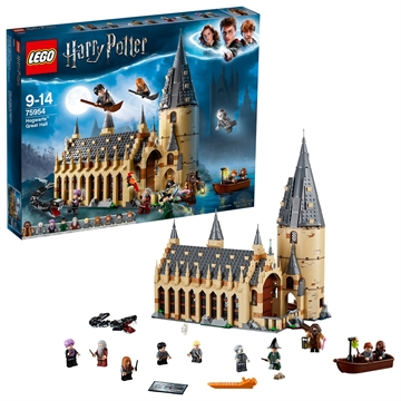 LEGO Harry Potter Hogwarts™ Great Hall 75954