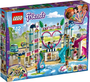 LEGO FRIENDS 41347 Heartlake feriecenter