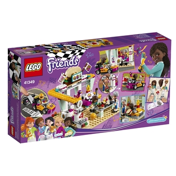 LEGO FRIENDS Pitstop-café 41349