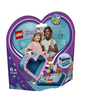 LEGO Friends Stephanies hjerteæske 41356