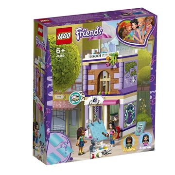 LEGO Friends Emmas kunstatelier 41365