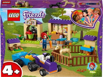 LEGO Friends Mias hestestald 41361