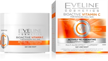 Eveline Bioactive Vitamin C Actively Rejuvenating Day&Night Cream 50ml
