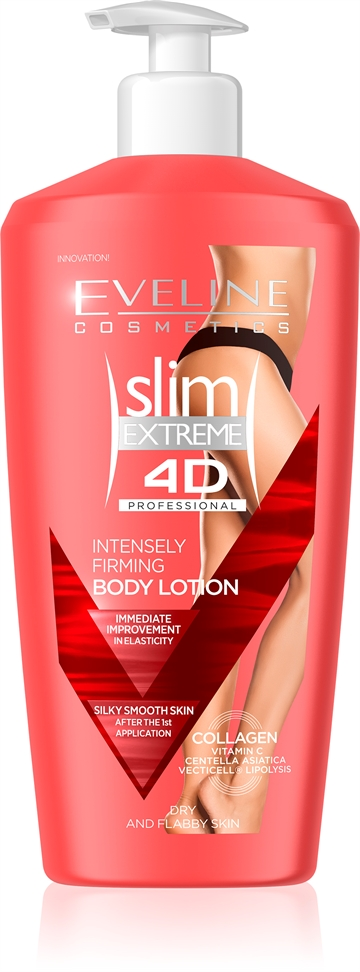 Eveline Slim Extreme 4D Intensely Firming Body Lotion 350ml