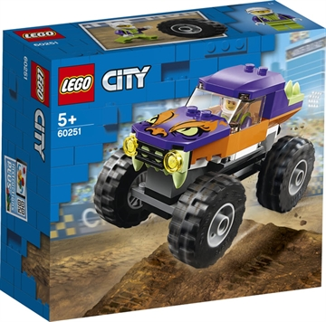 LEGO City Great Vehicles 60251 Monstertruck