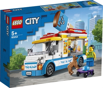 LEGO City Great Vehicles 60253 Isvogn