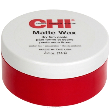 CHI Matte Wax Dry Firm Paste 74ml