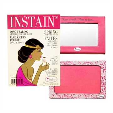 The Balm Instain Longwearing Staining Powder Blush 6,5gr InStain Lace