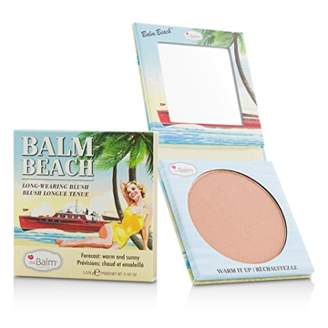 The Balm Beach 5,57gr Long Wearing Blush