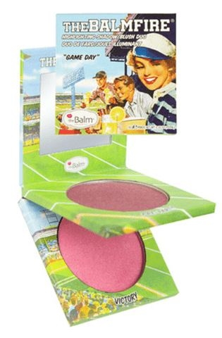 The Balm Balm Fire Shadow/Blush Duo 10gr Balm Fire Game Day