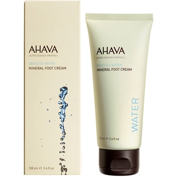 Ahava Deadsea Water Mineral Foot Cream 100ml