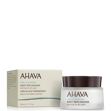 Ahava Time To Hydrate Night Replenisher 50ml Normal/Dry Skin