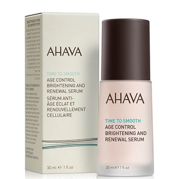 Ahava Age Control Brightening & Ren. Serum 30ml